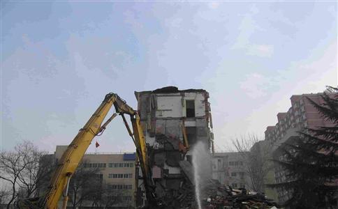 南通建筑拆除方案