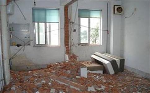 室内装修拆除工程队