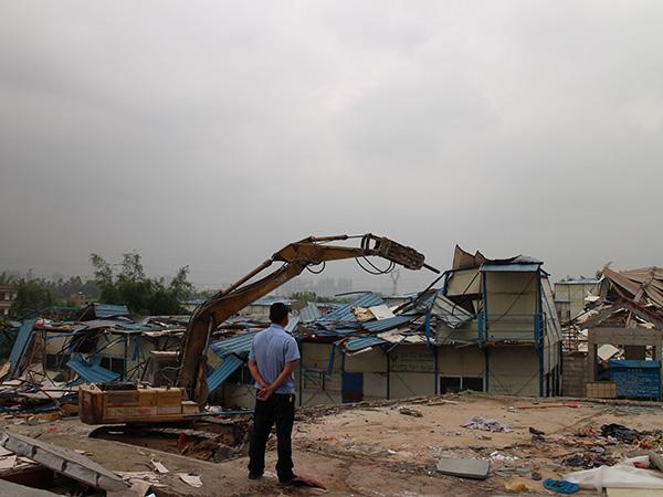 江苏地砖拆除工程队