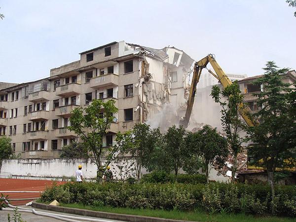 酒店拆除价格