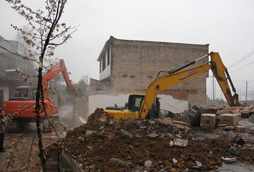 墙砖拆除企业