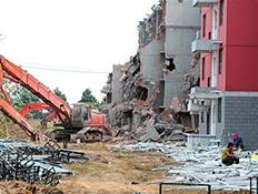 酒店拆除工程队