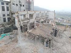 建筑拆除拆旧