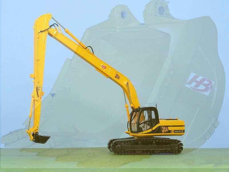 上海加长臂挖掘机