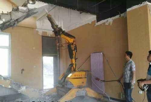 商店店铺装修拆除
