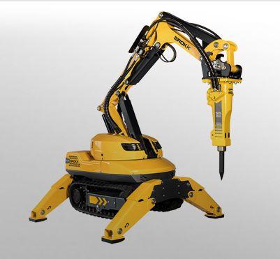 BROKK拆除機器人