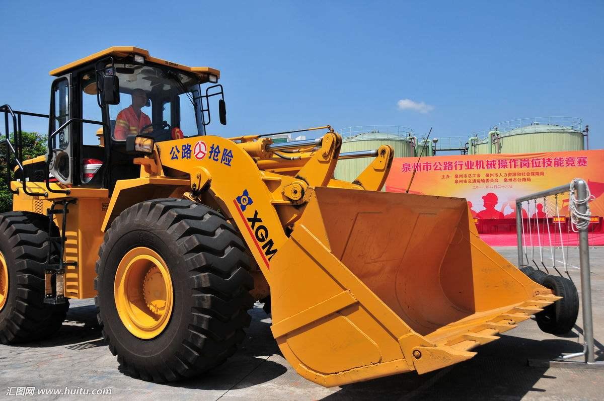 上海装载车铲车