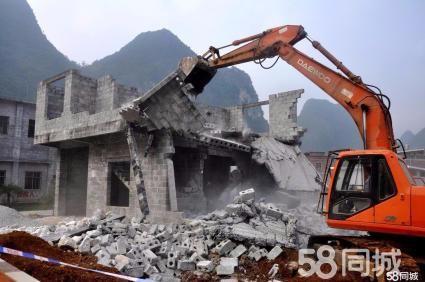 商场拆除企业