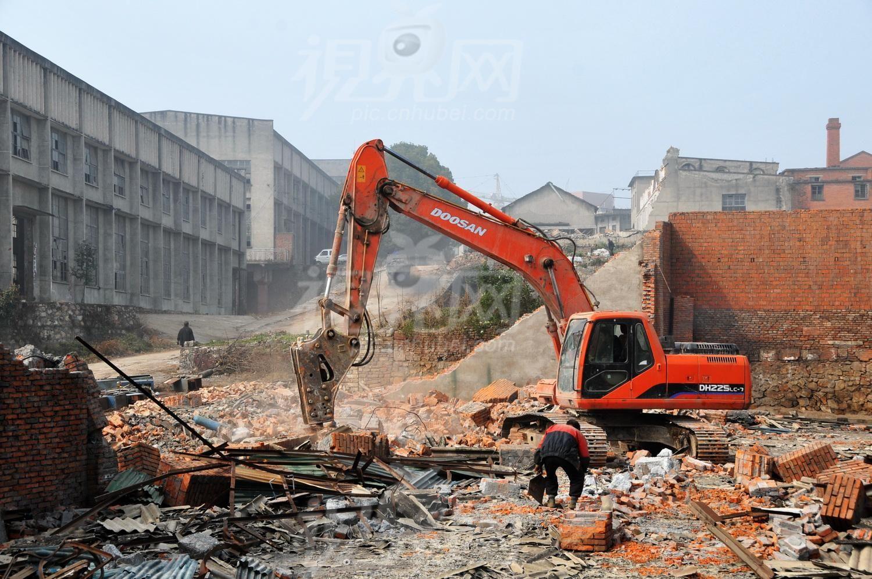 厂房设备拆除