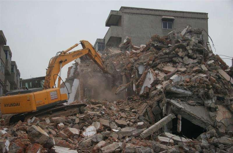 酒店房屋拆除