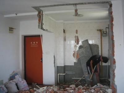 墙体拆除哪家好