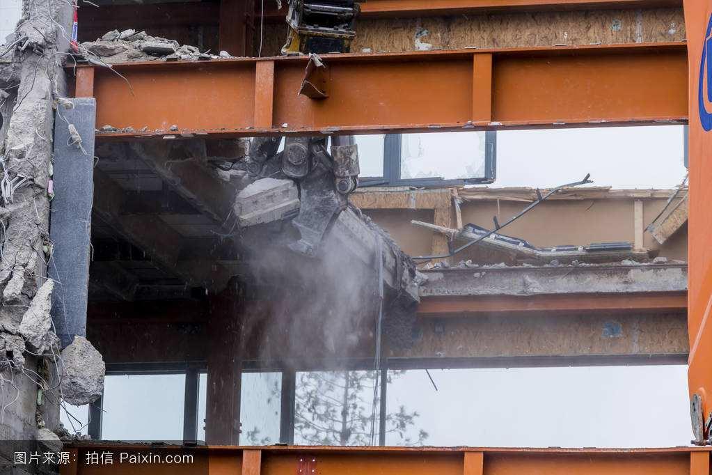 办公室吊顶拆除