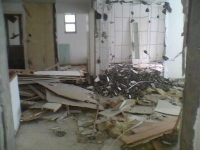 厨房拆除拆旧